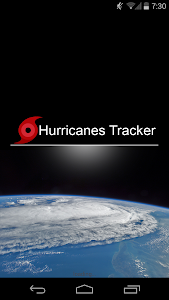 Hurricanes Tracker screenshot 2