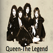Queen Band-The Legend Rockers