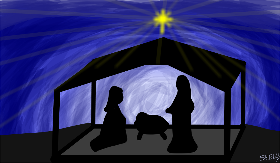 Image result for nativity jesus