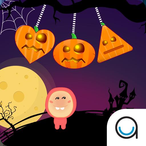 Preschool Pumpkin Shapes FREE LOGO-APP點子
