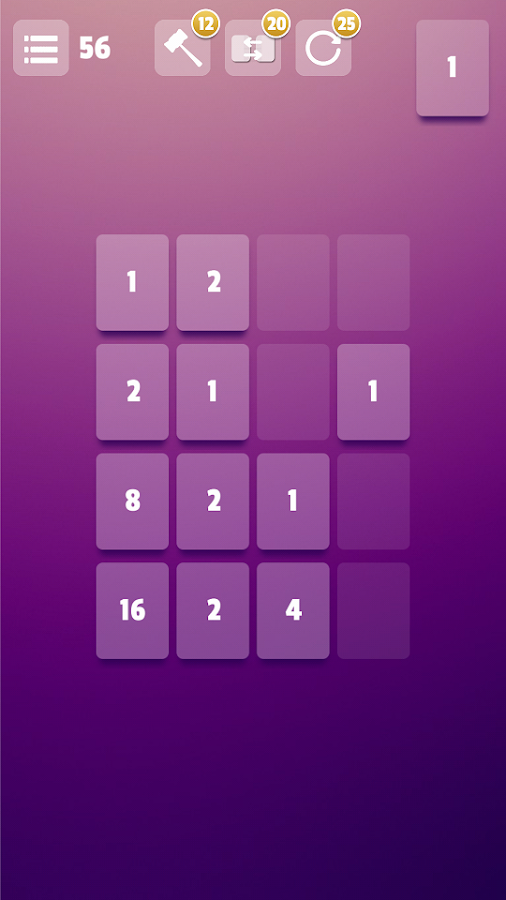 Double It - Number Puzzle Game - screenshot