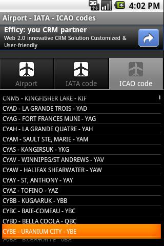 Airport codes free android apps on google play airport codes free screenshot sciox Image collections
