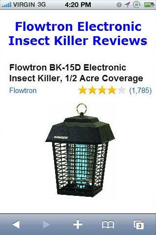 Insect Killer Reviews