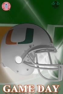 Miami Hurricanes Gameday- screenshot thumbnail