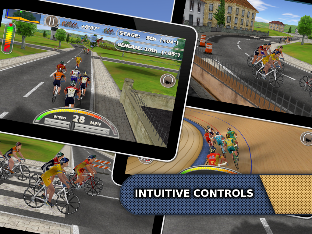 Cycling 2013 - screenshot
