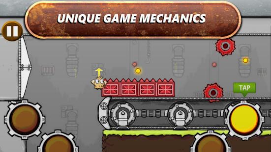 Roska - Arcade Platformer- screenshot thumbnail