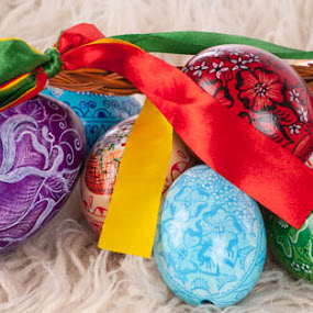 Happy Easter by Renata Horáková - Artistic Objects Other Objects ( easter, eggs )