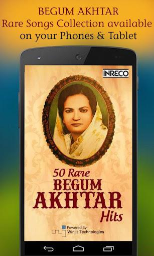 50 Rare Begum Akhtar Hits