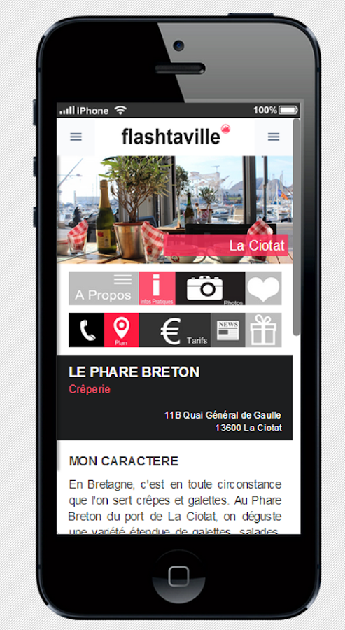 flashtaville – Capture d'écran