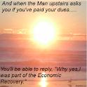 Economic Recovery logo