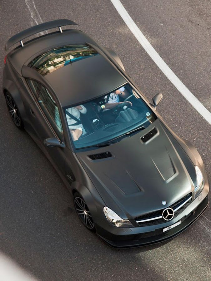 Mercedes Wallpaper Backgrounds - screenshot