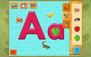 Screenshot of Madagascar: My ABCs