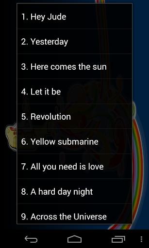 Harmonic Tabs The Beatles
