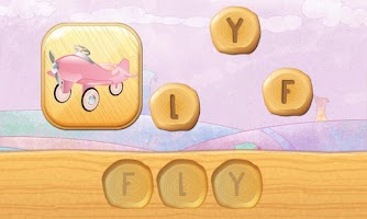 Screenshot of Smart Speller Danish (Kids)