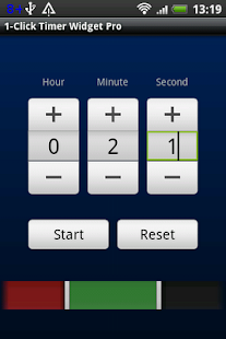 Timer Widget Pro- screenshot thumbnail