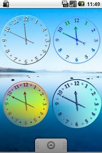 Air Clock Collection- screenshot thumbnail