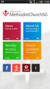 Lastest MethodistSG APK for Android