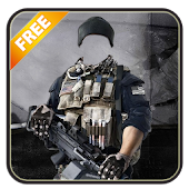 Military Photo Montage Maker