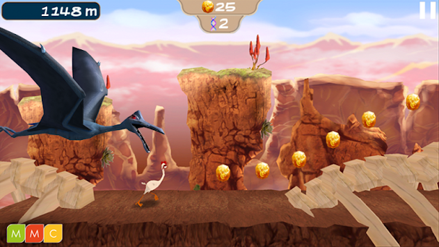 Run, Time Chicken! apk screenshot