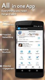 Whova - Networking at Events - screenshot thumbnail