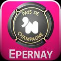 Click 'n Visit Epernay icon