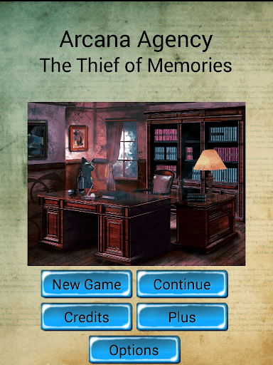 ArcanaAgency Thief of Memories