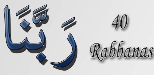 RABBANA TÉLÉCHARGER AUDIO 40