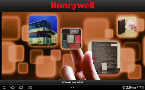 Honeywell Cable for That!-HVAC – Apps bei Google Play