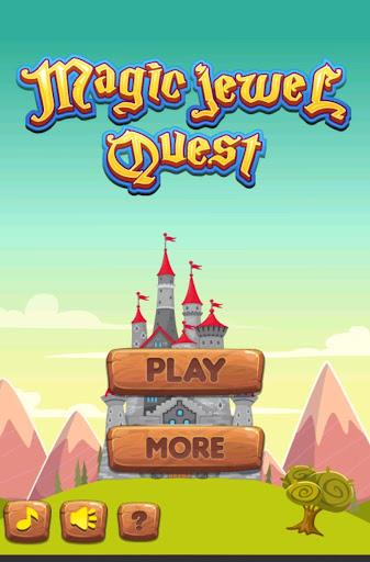 Magic Jewel Quest