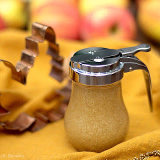 "Healthy Homemade ""Maple Syrup"" (sugar free, low carb, fat free, gluten free & vegan)"