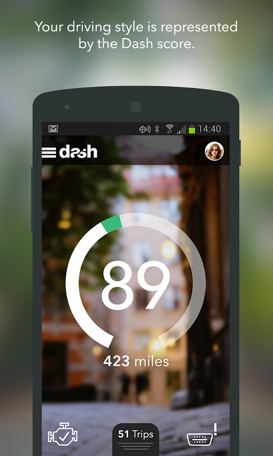 Dash - Drive Smart - screenshot