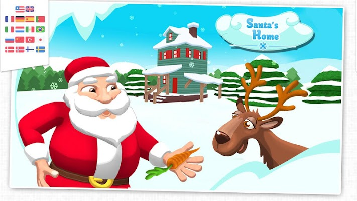Santa's Home - screenshot