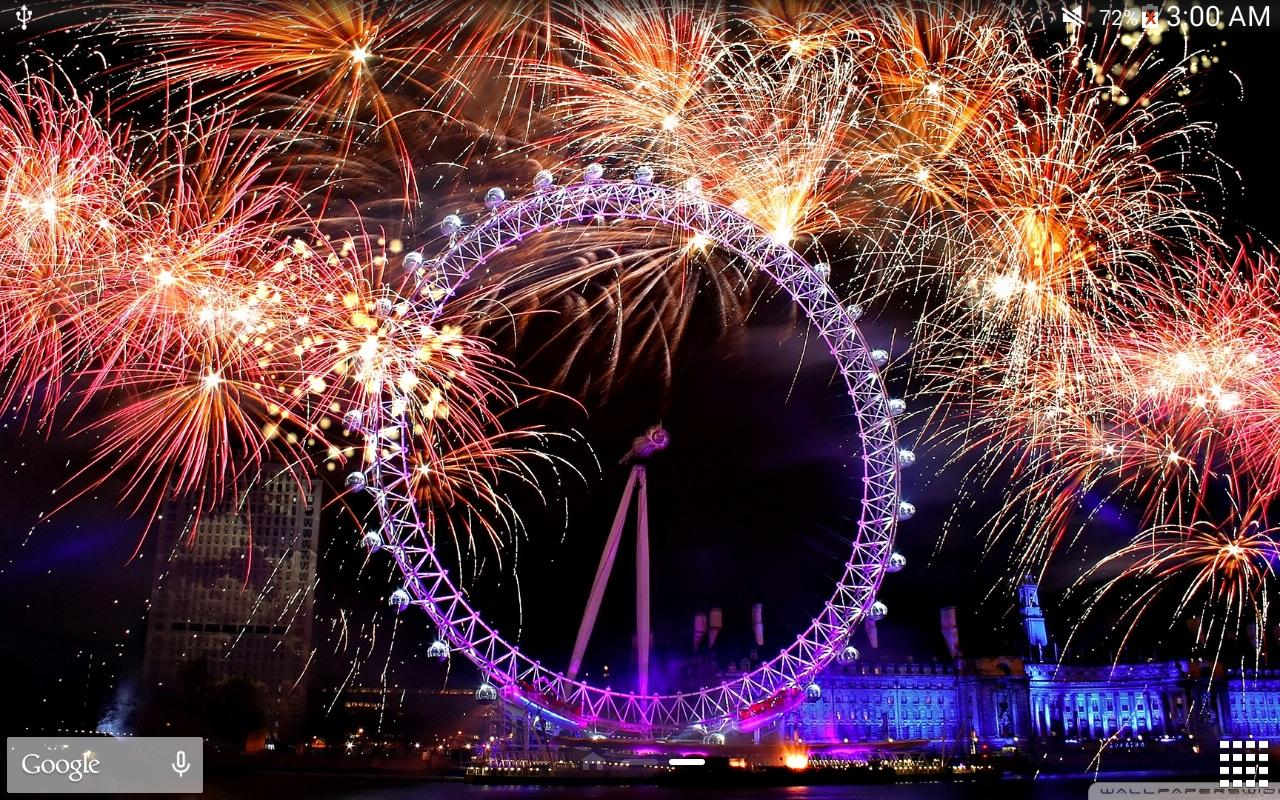 new year fireworks lwp (pro) - android apps on google play
