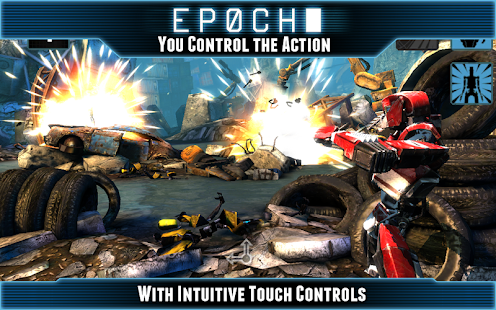 EPOCH - screenshot thumbnail