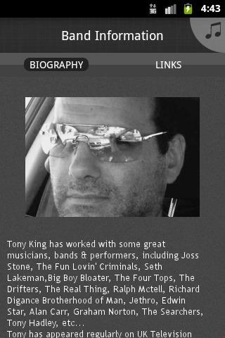 Tony King - screenshot