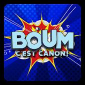BOUM, C'EST CANON !