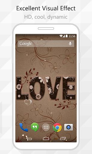 Lively Love Live Wallpaper