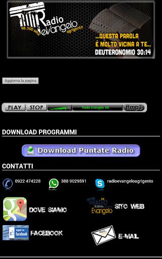 Radio Evangelo Agrigento
