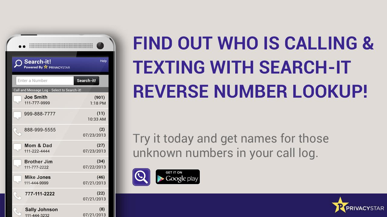 Phone number lookup app android youtube