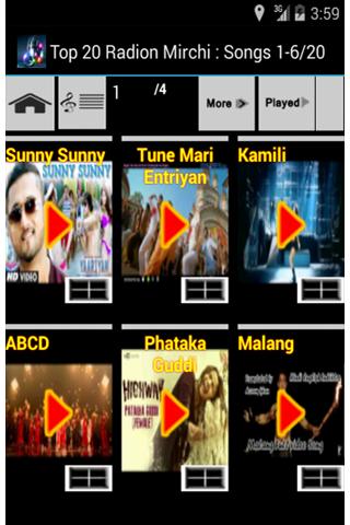 Bollywood Latest Top Songs