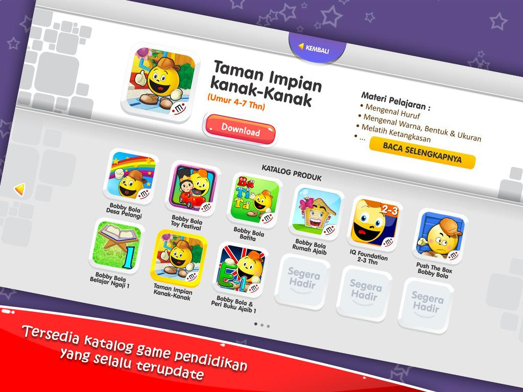 Edu-Games Center- screenshot