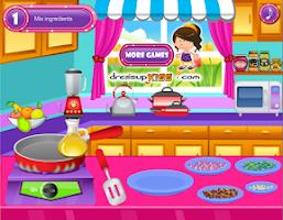 Screenshot of Cook turkey with acticook