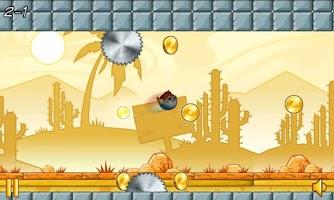 Screenshot of Ninja Bird