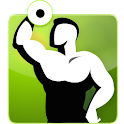 aFitness Pro-Workout, Fitness logo