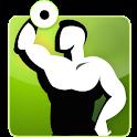 aFitness Pro-Workout, Fitness logo