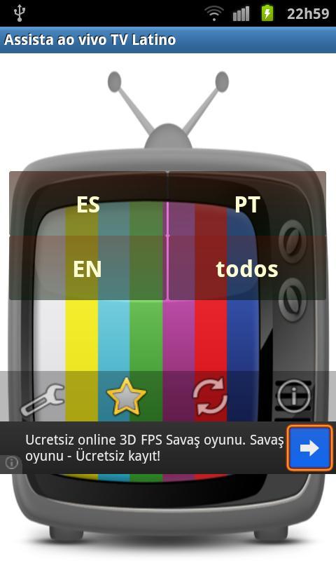 40 latino tv: