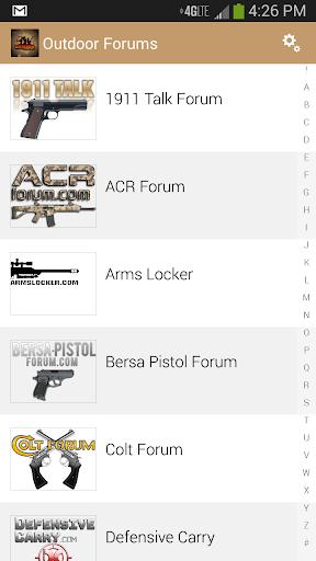 玩免費社交APP|下載Outdoor Forums app不用錢|硬是要APP