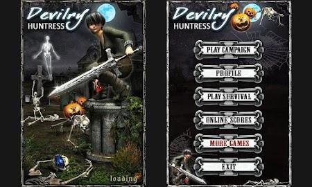 Devilry Huntress Screenshot 1