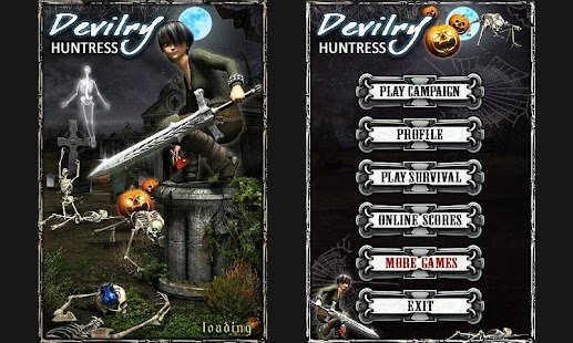 Devilry Huntress- screenshot thumbnail