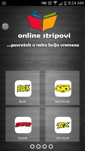 Online stripovi